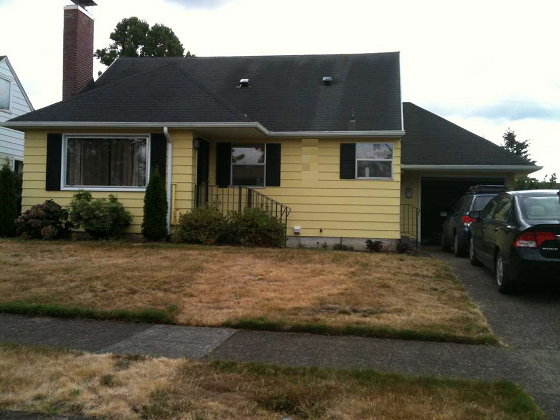 Portland Home with Listing Error