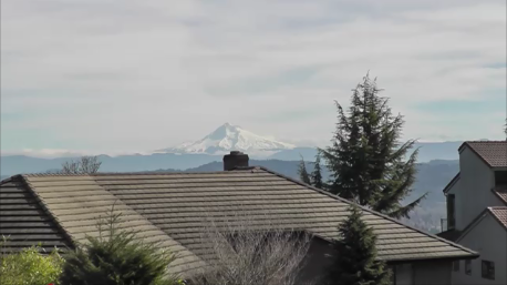 West Linn Home Appraisal with Mt. Hood View